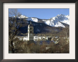View of the Little Village of Les Guilbertes Framed Photographic Print by Patrick Gardin