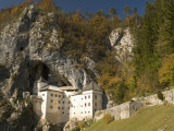 Predjama Castle Photographic Print by Richard Nebesky