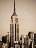 Empire State Building Amongst High-Rise Photographic Print by Merten Snijders