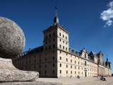 Royal Palace and Monastery of El Escorial Photographic Print by Bruce Bi