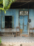 Old Shophouse Photographic Print by Austin Bush