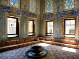 Interior of Topkapi Palace Photographic Print by Jean-pierre Lescourret