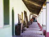 Mission San Miguel Arcangel Photographic Print by Richard Cummins