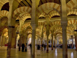 Mezquita Interior Photographic Print by Karl Blackwell