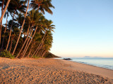 Dawn on Ellis Beach, Near Palm Cove Photographic Print by Andrew Bain