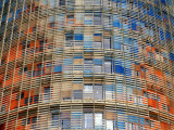 Agbar Tower by Jean Nouvel Photographic Print by Jean-pierre Lescourret