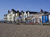 Seafront Buildings at Aldeburgh Photographic Print by Neil Setchfield