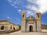 Mision San Luis Gonzaga, Sierra De La Giganta Photographic Print by Witold Skrypczak