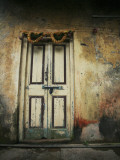 Old Wooden Door Photographic Print by April Maciborka