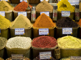 Spice Stall Photographic Print by Neil Setchfield