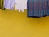 Laundry Detail Fotografiskt tryck av Brent Winebrenner