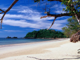 Tropical Beach on Nosy Iranja Photographic Print by Jean-Bernard Carillet