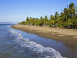 Puntarenas City Beach Photographic Print by Richard Cummins