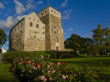 Turku Castle Photographic Print by Manfred Gottschalk