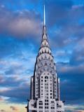 Edificio Chrysler Lámina fotográfica por Jean-pierre Lescourret