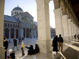 Umayyad Mosque Photographic Print by Christopher Herwig