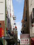 Laundry in Chinatown Alley Photographic Print by Sabrina Dalbesio