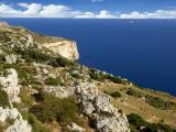 Cliff of Dingli Photographic Print by Jean-pierre Lescourret