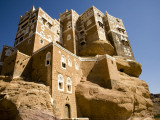 Palace of Dar Al Hajar Photographic Print by Rogers Gaess