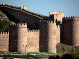 Medieval City Wall of Avila Photographic Print by Bruce Bi