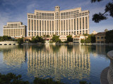 Bellagio Hotel Photographic Print by John Elk III