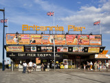 Britannia Pier on Marine Parade Photographic Print by Neil Setchfield