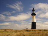 Lighthouse at Cape Pembroke, Near Port Stanley Photographic Print by Shannon Nace