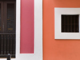 Colourful Doorway in Old San Juan Photographic Print by Rachel Lewis