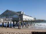 Historic Avalon Pier Photographic Print by Peter Ptschelinzew