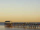 Jetty at Henley Beach Photographic Print by Oliver Strewe