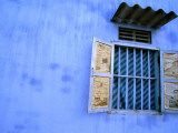 Air Ducts and Windows on Home in South Central Vietnam Photographic Print by Stu Smucker
