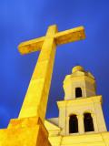 Church of San Sebastian Photographic Print by Ryan Fox