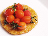 Sweet Small Tomatoes Photographic Print by Oliver Strewe