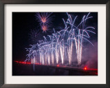 France High Speed Train, Jaulny, France Framed Photographic Print by Cedric Joubert