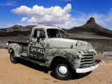 Old Truck at Cool Springs Photographie par Richard Cummins
