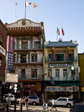 Waverly Place, Chinatown Photographic Print by Sabrina Dalbesio