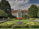 Abbots Palace in Suburb of Oliwa Photographic Print by Witold Skrypczak