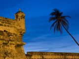 Colonial City Walls, Bulwark of Santa Catalina Photographic Print by Alfredo Maiquez