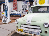 Dodge Truck at Route 66 Museum Photographic Print by Richard Cummins