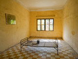Former Prison Cell for Khmer Rouge Victims Captured and Tortured at Security Prison S-21 Photographic Print by Rachel Lewis