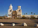 Mission San Xavier Del Bac Photographic Print by Richard Cummins