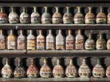 Bottled Sand for Sale at Souvenir Shop Photographic Print by Richard l'Anson