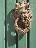 Door Knocker Detail Photographic Print by Steven Greaves