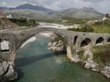 Mesi Bridge (Ura E Mesit) over the Kiri River Photographic Print by Patrick Syder
