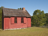 Nathan Hale Schoolhouse Photographic Print by Stephen Saks