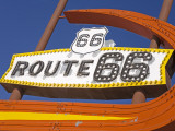 Route 66 Motel Sign Photographic Print by Richard Cummins