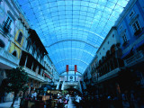 Inside Mercato Shopping Centre Photographic Print by Phil Weymouth