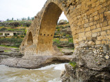 Historic Delal Bridge ('Beautiful Bridge'), Kurdistan Photographic Print by Tony Wheeler