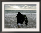 Spain Holy Week, Valencia, Spain Framed Photographic Print by Fernando Bustamante