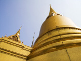 Grand Palace Gold Architectural Detail Photographic Print by Micah Wright